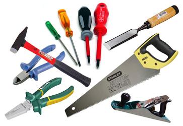 Инструменты домашнего столяра