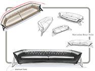 Мебель от Mercedes-Benz