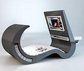 Wave Chaise – Мебель будущего?