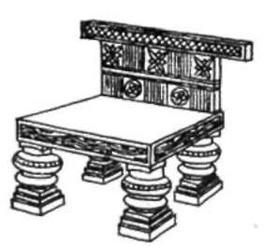 Мебель Индии