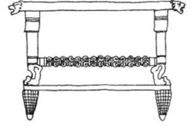 Мебель Месопотамии