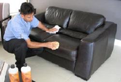Уход за мебелью из натуральной кожи