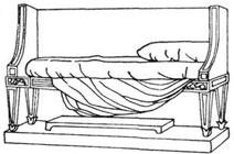 10 – Мебель Древнего Рима