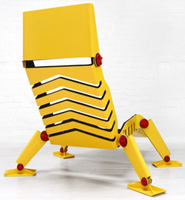 Кресло - Bulldozer Lounge Chair