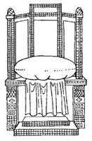 Мебель Византии
