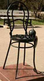 Бабушкин стул