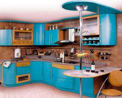 Кухонный гарнитур с Системой Джокер (Joker)