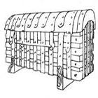 13 – Романский стиль мебели