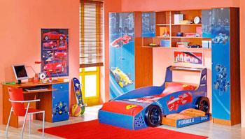 Корпусная мебель для детской комнаты