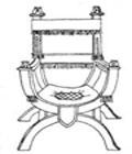 Готическая мебель