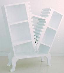ZIP:PER – мебель на молнии - Стеллаж
