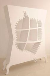 ZIP:PER – мебель на молнии - Шкаф