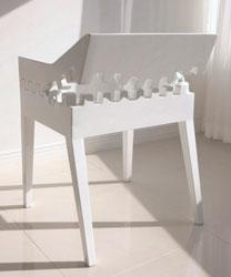 ZIP:PER – мебель на молнии - Стул