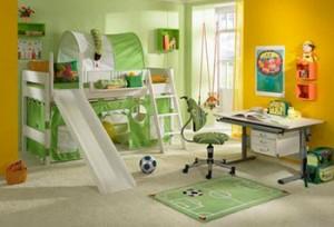 Детская мебель на спортивную тематику