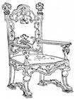 16 – Мебель эпохи Барокко