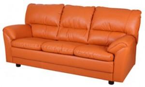 Трехместный прямой диван