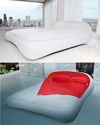 Кровать для ленивых