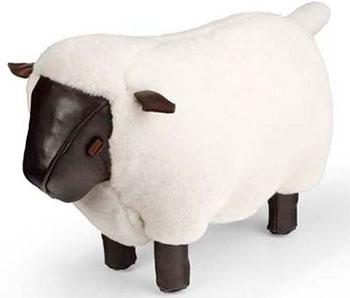 Пуфик в форме Овцы