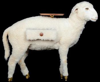 Тумбочка в форме Овцы