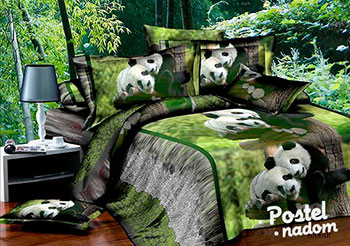 Сладкие сны с красивым постельным бельем