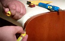 Материалы для реставрации мебели