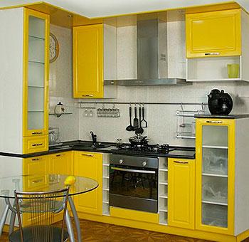7 советов, как обустроить маленькую кухню