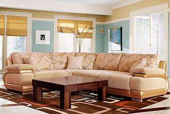 Как выбрать стильный и практичный диван для гостиной