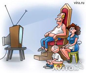 Карикатуры про мебель
