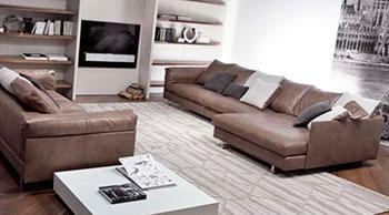 Выбираем итальянские диваны: «Классика» или «Модерн»?