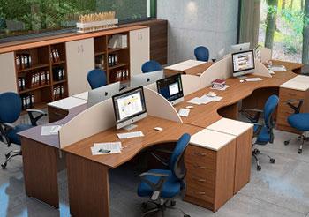 Интерьер в офисе