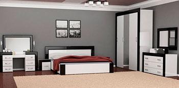 Спальный гарнитур – эстетика и функциональность