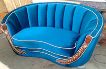 Перетяжка мебели в компании «Remont-mebeli»