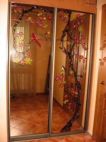 Материал для дверей шкафа-купе – Часть 3