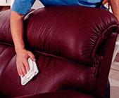 Советы по уходу за мебелью из искусственной кожи