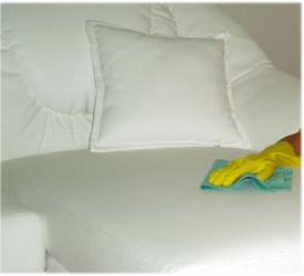 Уход за мебелью из искусственной кожи