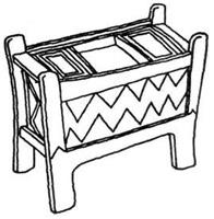 Мебель Этрурии
