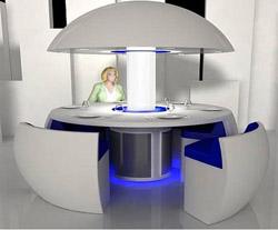 Kure – обеденный стол будущего
