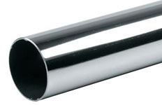 Хромированная труба диаметр 50мм