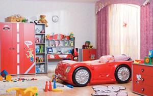 Детская мебель на автомобильную тематику