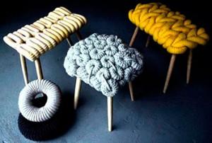 Коллекция мебели от Клэр-Энн О'Брайени