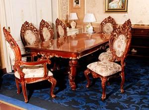 Эксклюзивная мебель для столовой