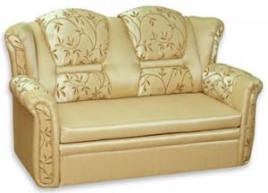 Двухместный прямой диван