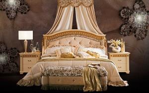 Элитная итальянская спальня
