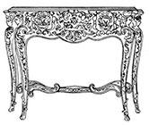 17 - Мебель стиля Регентства