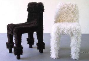 Шерстяные стулья
