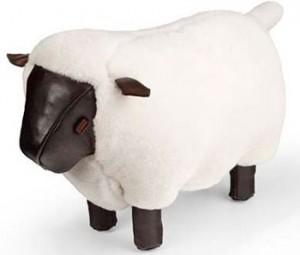 Мебель в форме Овцы