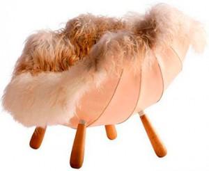 Кресло в форме Овцы