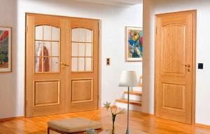 Межкомнатные двери в интерьере