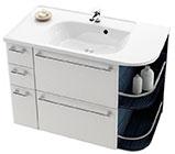 Стильная и функциональная мебель для ванной комнаты